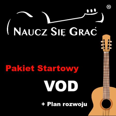 Zabezpieczony: Pakiet startowy Gitara – dostęp miesięczny