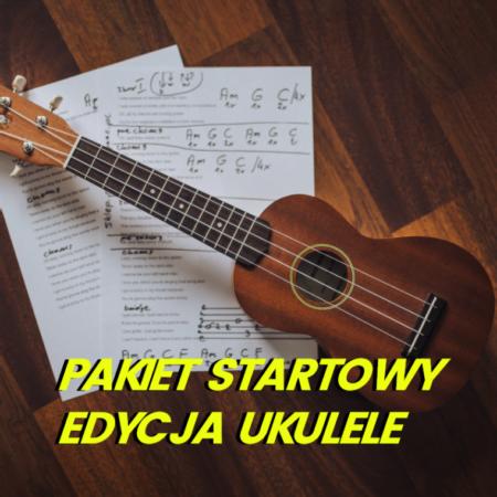 Pakiet startowy Ukulele – dostęp roczny